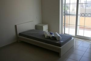Emils säng